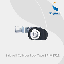 2015 Real Special Offer Fechadura Biometrica Door Lock Saipwell Spms711 File Cabinet Lock Cylinder Euro Profile High Security(China)