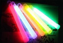 5pcs Party Ceremony Glow Sticks Vocal Concert Glowing Stick Outdoor Camping Emergency Chemical Fluorescent Light Random Color(China)