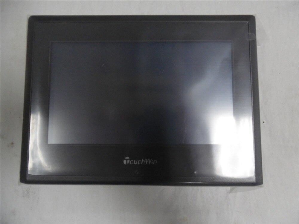 XINJE HMI 7 800*480 128MB ARM9 CPU 400MHZ TG765-MT with programming Cable New Original<br><br>Aliexpress