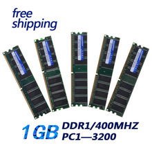 KEMBONA best price sell Memory Ram DDR 400Mhz 1GB PC 3200 +memoria ram for desktop computer Compatible with all motherboard(China)