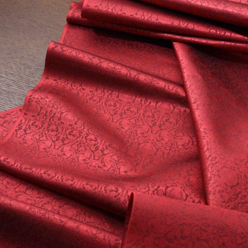 """3 mtr mint green floral jacquard dress chiffon fabric..45"""" wide 114cm"""