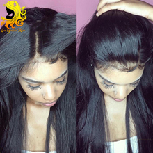7A Silk Top Full Lace Wigs For Black Women Brazilian Silk Base Full Lace Wigs With Baby Hair Glueless Full Front Silk Base Wigs