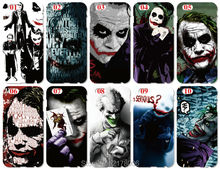 2016 Retail Joker Cell Phone Cover For iphone 5 5S SE 5C 6 6S 7 plus For Samsung Galaxy A3 A5 A7 A8 E5 E7 J1 J2 J3 J5 J7 Case