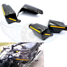 motorcycle accessories motocrossdirt bike handlebar wind deflectors hand guards For Suzuki GW250 EN 7/8 & quot 22mm handlebars