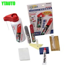 Car scratch repair pen, auto paint pen with tools for KIA rio K3 K5 soul sportage ,free shipping(China)