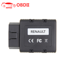 For Renault OBD2 Diagnostic Tool Renault-com Bluetooth Same as for Renault CAN Clip Support Key Airbag Immobilizer Programming