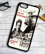 The Last Picture Show top selling original cell phone case cover for iphone4 4s 5 5s se 5c 6 6 plus 6s 6s plus 7 7 plus #ce639