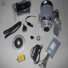 48V750W 1418ZXF Low-speed Brushless Motor Motor Tricycle Kit Electric Trike Enging Conversion Kit(China)