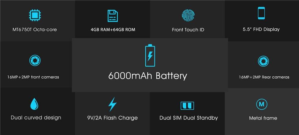 oukitel k3 2017 smart phone (2)