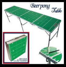 2.4m long Outdoor folding Beer Pong table game table