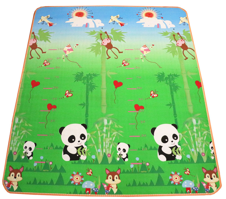 10 mm Thick Double Sides Children Play Mat Waterproof Kids Beach Picnic Mat Soft Eva Foam Carpet Rug Baby Crawling Mat Baby Toy 33