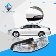Rearview Side Mirror Turn Signal Lamp For Toyota COROLLA CAMRY YARIS Prius C Avalon For Scion iM VENZA OEM:81740-52050 Left Side
