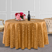 Modern Pattern Fabric Polyester Round Table Cloth Rectangular Tablecloth Machine Washable Fabric Cloth Table Party Wedding Deco