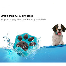 2016 Mini RF-V30  Vehicle Dogs GPS Tracker Waterproof GPRS GSM WIFI GPS Anti-Lost TrackingTracking via Website / APP / Wechat