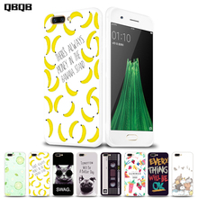 Luxury Original Mobile Phone cases for OPPO R11 case TPU Silicon cellphone coque r11 plus case funda cute cat cover summer lemon(China)