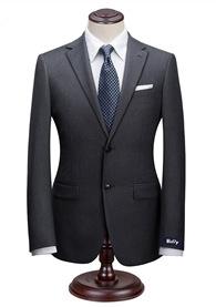 HTB1ixchRFXXXXbPaXXXq6xXFXXXa - Custom Made Men's Wedding Suits Groom Tuxedos Jacket+Pant+Tie Formal Suits Business Causal Slim Navy Plaid Custom Suit Plus Size