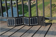 13W 16W 20W 40W 60W Foldable solar panel charger for outdoor use
