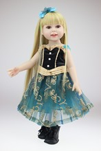 New design 18inches American girl doll Journey Girl Dollie& me New Year present great girl gift