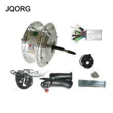 JQORG Brand 36V 250W Front Wheel Driving Mountain Bike Refit Electric Bicycle Kits With 13G Spokes And BLDC Motor Controller