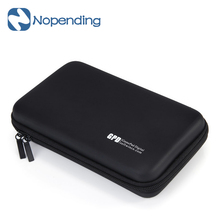 Original GPD Hard Travel Carry Case Cover Bag Pouch Sleeve Compatible For GPD XD WIN Game Console New 3DS XL LL PS Vita (Black)