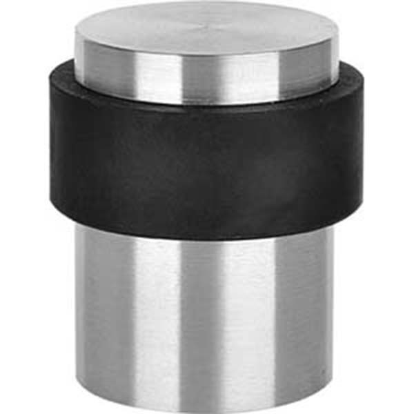 Hot sell high quality stainless steel 304 door stop dia 30x40mm install on the floor KF200<br>
