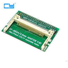 10pcs CF to 44 Pin Female IDE Adapter ,CF TO 2.5 IDE Converter Free shipping(China)