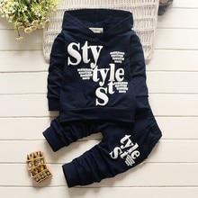 New Arrival Kids Clothes Boys Clothing set 2pcs Cotton Shirt + Pants Toddler Boys Clothing Children Suits Baby Boy Clothes Set