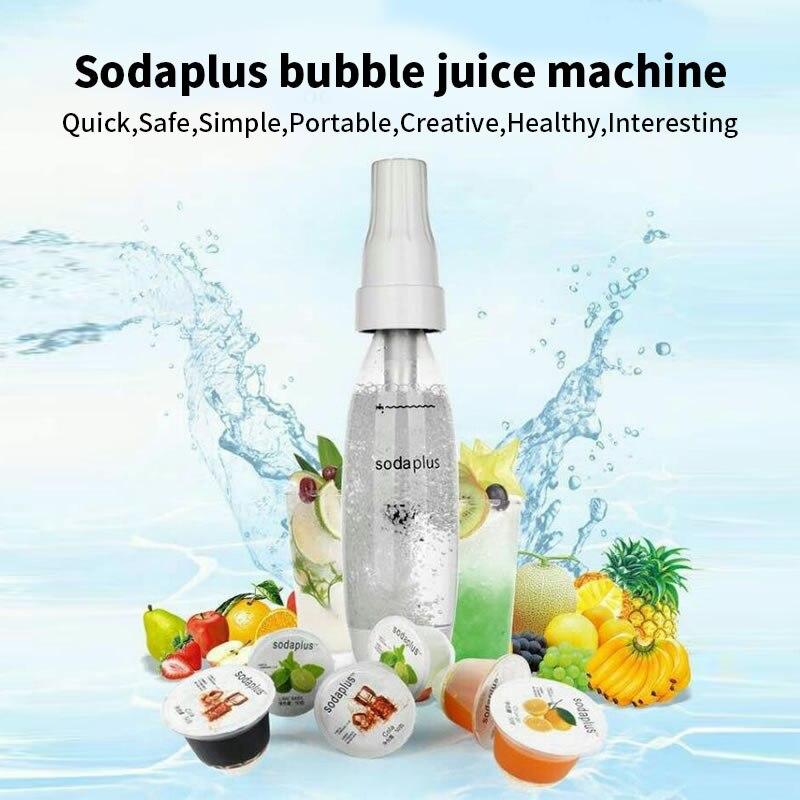Beach Sodas Hand-held Carbonated Soda Maker Portable Soda Water Bottle Sparkling Water Maker soda dispenser<br><br>Aliexpress