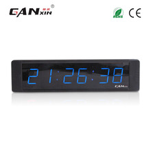 [Ganxin] Indoor led countdown clock sticker wall clocks(China)