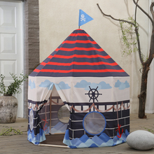 children's tent princess game houses  kids play tent  children tent toy doll's house   stripe color