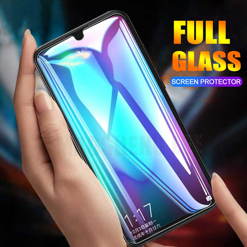 2pcs/lot Tempered Glass For Huawei P Smart 2019 Screen Protector Anti Blu-ray Glass For Huawei P smart Plus Protective Film