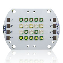 4 Channel 20LEDS Cree + Epileds Led Emitter Lamp Light DIY Custom Aquarium Fish Tank Led Lamp Light