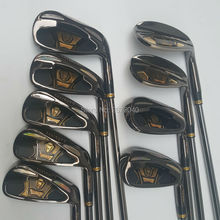 MARUMAN MAJESTY Golf Clubs set 4-9P.A.S Golf irons clubs Graphite Golf shaft R or stiff flex irons clubs Free shipping