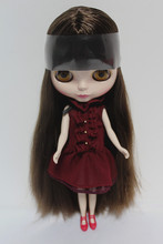 Free Shipping Top discount  DIY  Nude Blyth Doll item NO. 82 Doll  limited gift  special price cheap offer toy