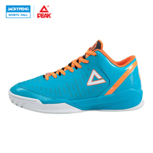 PEAK SPORT Tony Parker II Simple Edition Men Basketball Shoes Wear-resistant Competitions Sneaker Athletic Bas Boots EUR 40-47(China)