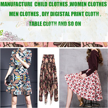 clothes supplier / custom-made Characteristic PRINT clothes and clothing sample-- sample clothing(China)