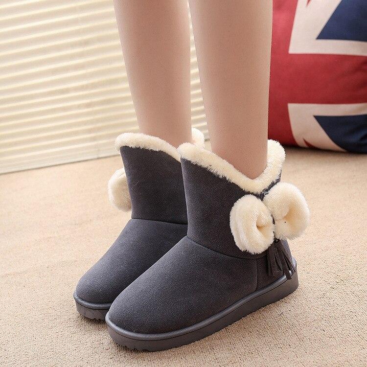 women high heel half short ankle boots winter martin snow botas fashion footwear warm heels boot shoes 011<br><br>Aliexpress