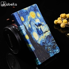 Buy AKABEILA Painted Cellphone Cases Microsoft Nokia Lumia 540 N540 5.0 inch Covers Card Holder shell housing shield for $4.37 in AliExpress store