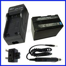 BP-945 Battery + Charger for Canon GL1, GL2, XH A1, XH G1, G1S,  XL H1, H1A, XL H1S, XL1, XL1S, XL2, XHA1,XLH1S MiniDV Camcorder