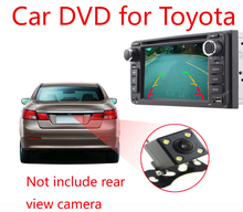 7 inch 2 Din Car DVD Players Bluetooth Car Autoradio Touch Screen Multimedia for Toyota VW BMW Honda Opel(China)
