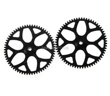 2pcs V966-014 Gear Main Gears Parts For WLToys V966 V977 V988 V930 K100 K110 K124 6CH 3D 2.4GHz Remote Control RC Helicopter