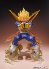 NEW Figuarts Zero Super Saiyan Vegeta Dragon Ball Z DBZ Figure 15cm PVC models