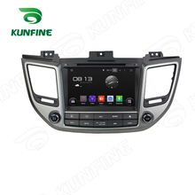 Quad Core 1024*600 Android 5.1 Car DVD GPS Navigation Player Car Stereo for Hyundai TUCSON IX35 2015 Radio 3G Wifi Bluetooth(China)