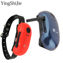 YingShiJie Waterproof GPS Tracker Dogs Pet Collar Anywhere Monitor Anti-theft alert vehicle tracking locator rastreador veicular(China)