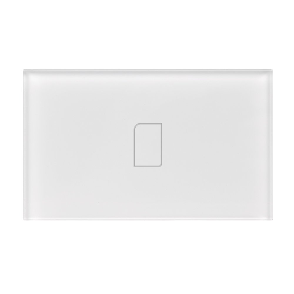 BroadLink TC2 1 Gang Touch Panel Remote Control Smart Glass Crystal Panel Wall Light Switch,Control lights anywhere,US Standard<br><br>Aliexpress