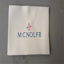 Custom  Brand  Garment Woven Label Clothing Label Very  High Density