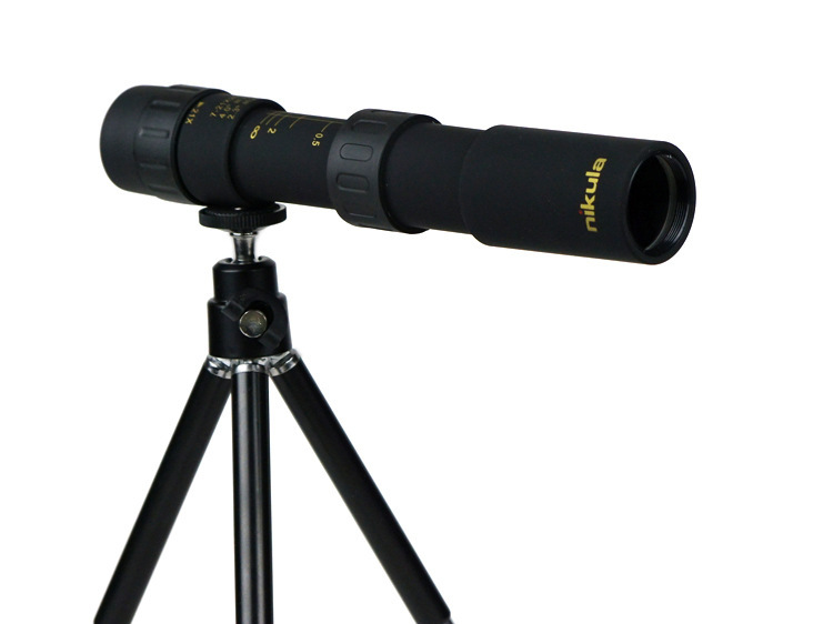 Original binoculars Nikula 10-30×25 Zoom Monocular high quality Telescope Pocket Binoculo Hunting Optical Prism Scope no tripod