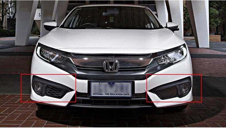 Honda Civic (FC1) 2016pr.