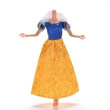 "Beautiful Handmade Party Clothes Fashion Dress for Noble Barbie Doll 11""(China)"