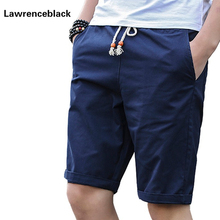 Cotton Shorts Men Brand Casual Summer Plus Size Men Short Knee Length Surfings Short Leisure Fitness Breathable Shorts 5XL 255(China)